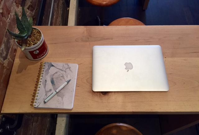 desk-shot