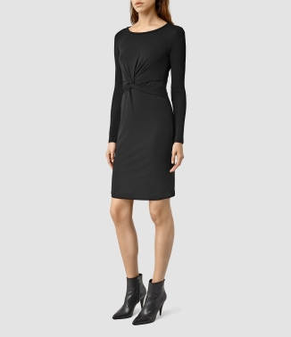 allsaints-coal-black-sian-dress-black-product-2-428381069-normal